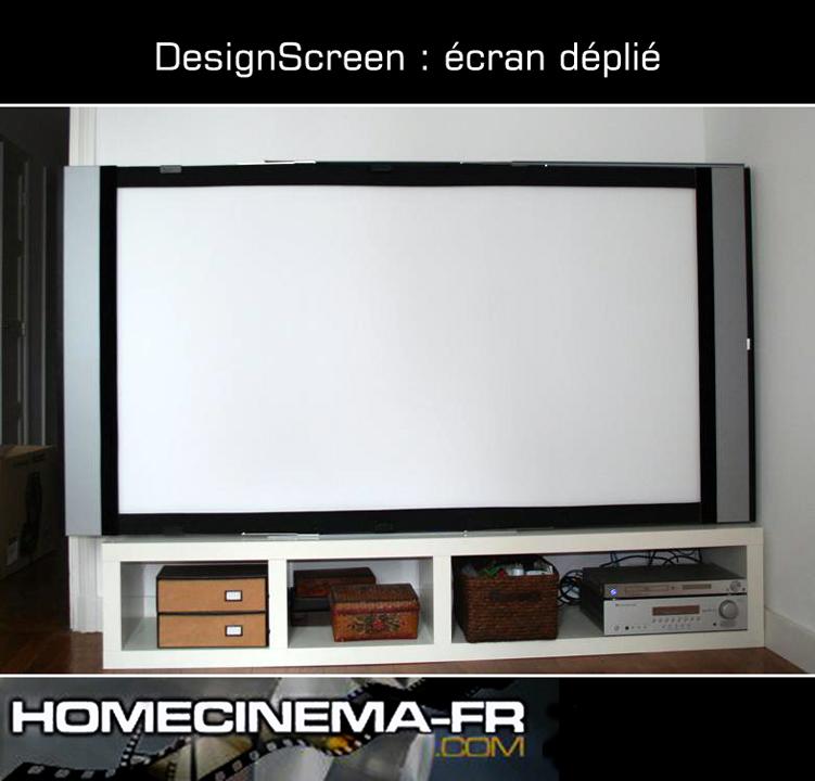 dossier ecrans de projection home cin ma page8 hcfr mag. Black Bedroom Furniture Sets. Home Design Ideas