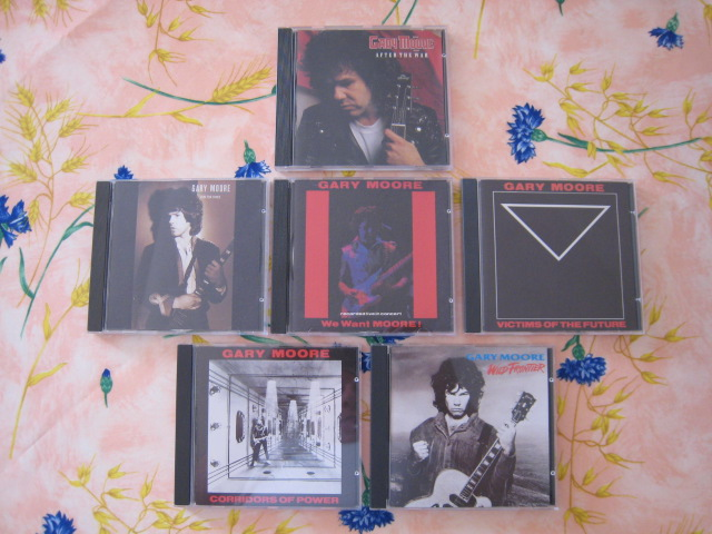 Collection CD Gary Moore. Img_0034_111