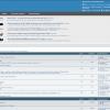 HCFR évolue – un nouveau look sur la partie haute du Forum