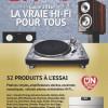 """Le guide ON Magazine, """"La Vraie Hifi pour Tous"""" (édition 2016) est en ligne"""