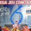 """Clôture du 6ème Méga-Jeu-Concours 2016/2017 """"HCFR @ 20ans"""" – on peut féliciter les heureux gagnants qui sont en page 4"""