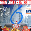 """6ème Méga-Jeu-Concours 2016/2017 """"HCFR @ 20ans"""""""