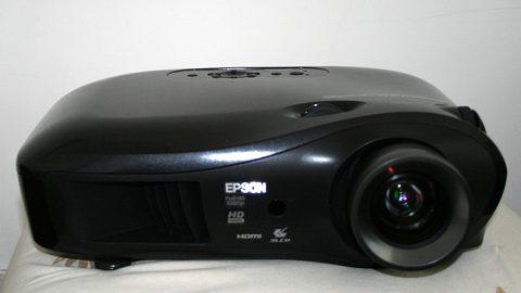 BE HCFR : Epson EMP-TW1000