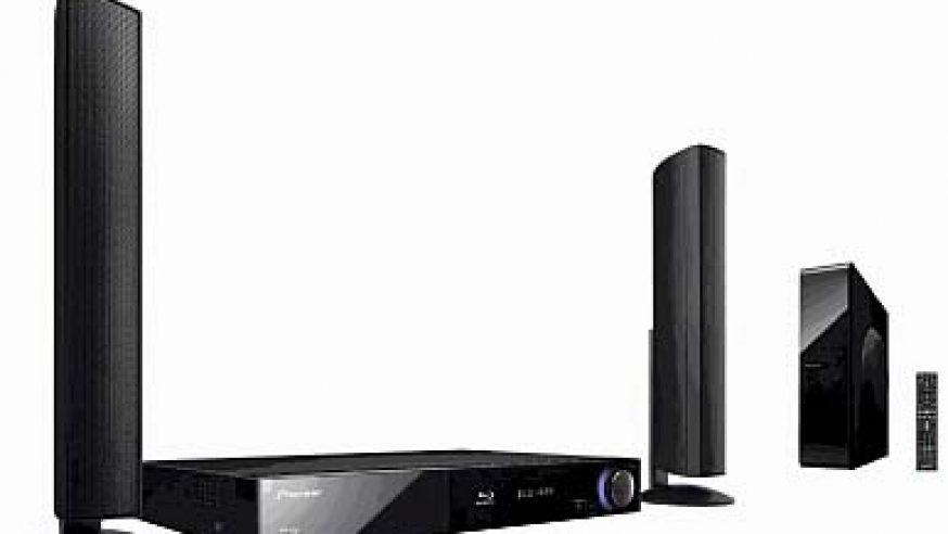 Pioneer présente la nouvelle gamme Home Cinéma Blu-Ray