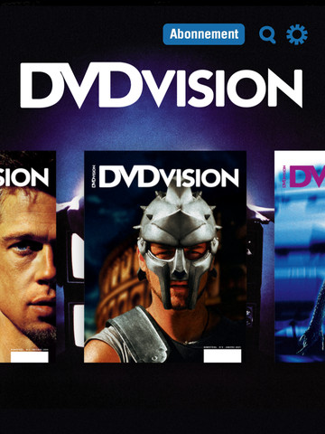 DVDVison App Store 1