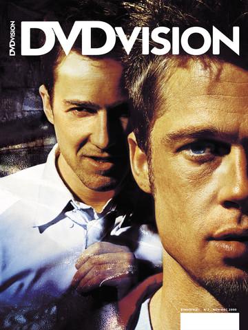 DVDVison fight club App Store