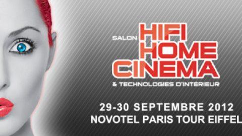 Salon Hifi et HC ( ex SPAT ) Paris 29-30 Septembre 2012
