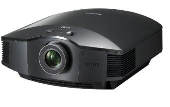 Sony VPL-HW50ES Black