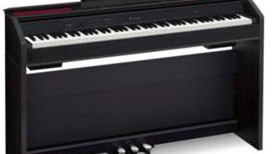 Casio Privia et Celviano : c'est le moment de se remettre au piano