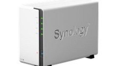 Test du NAS Synology DS212J