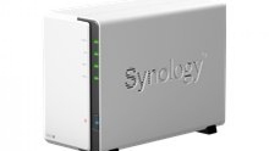 Test du NAS Synology DS212J