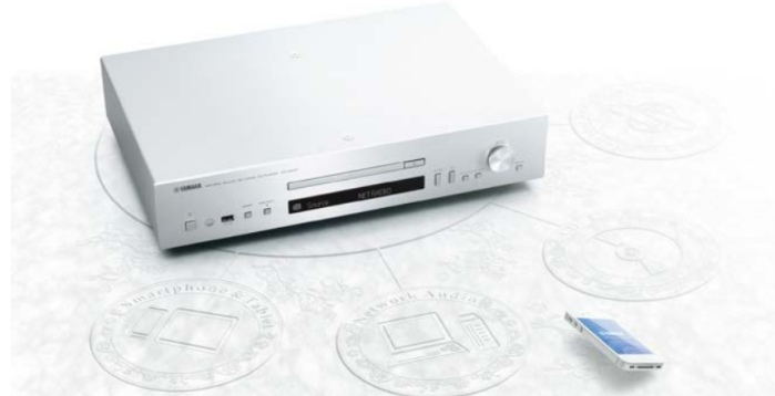 Yamaha CD-N500