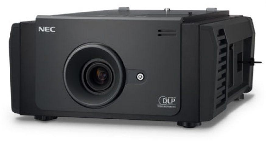 NEC NC900C : le plus petit des gros projecteurs