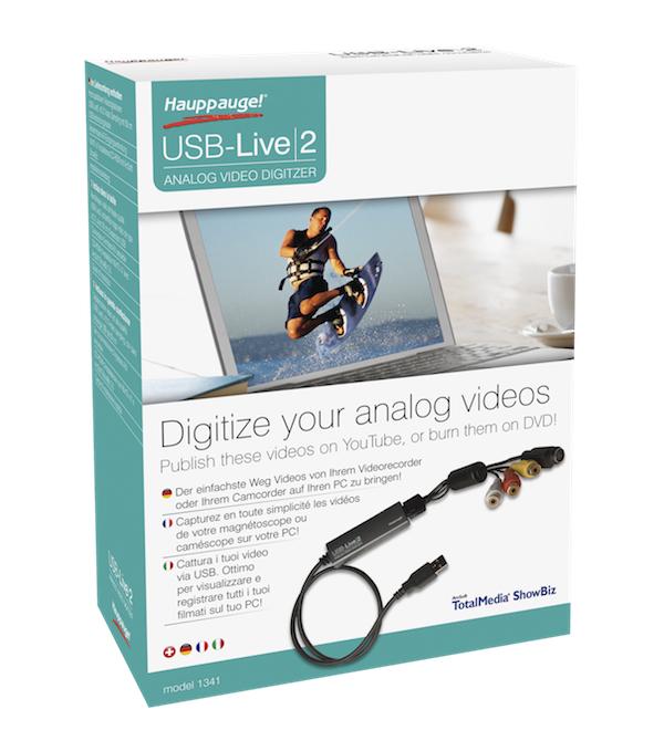 Hauppauge USB-Live2 1