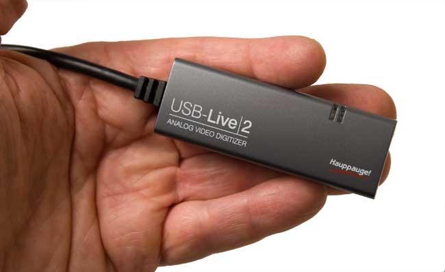 Hauppauge USB-Live2 2