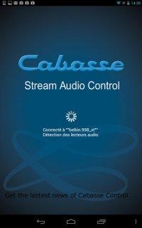 Apps Cabasse Stream 3 - 1