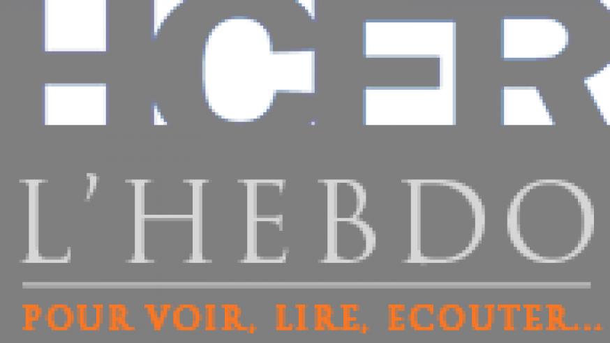 HCFR l'Hebdo N°60bis «Spécial Salon du Luxembourg»