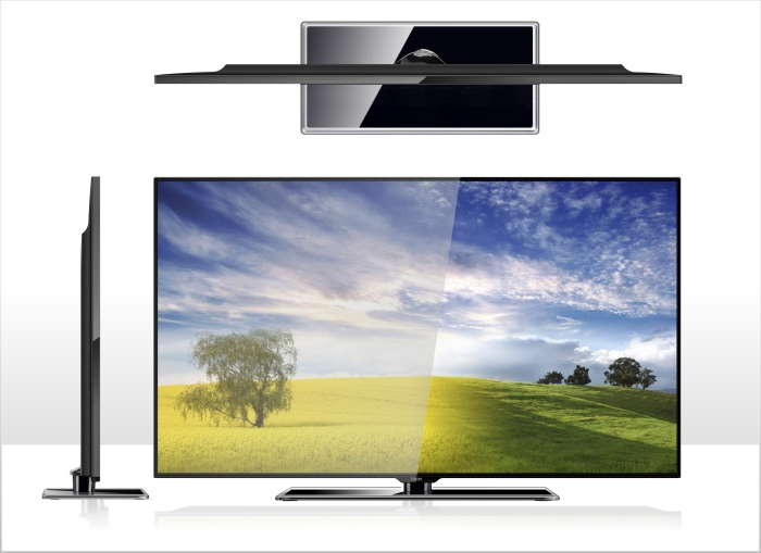 Haier TV 32A650  slim