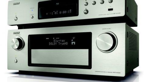 Denon dévoile deux nouveaux amplis  audio-vidéo  les AVR-X4000 et AVR-X3000
