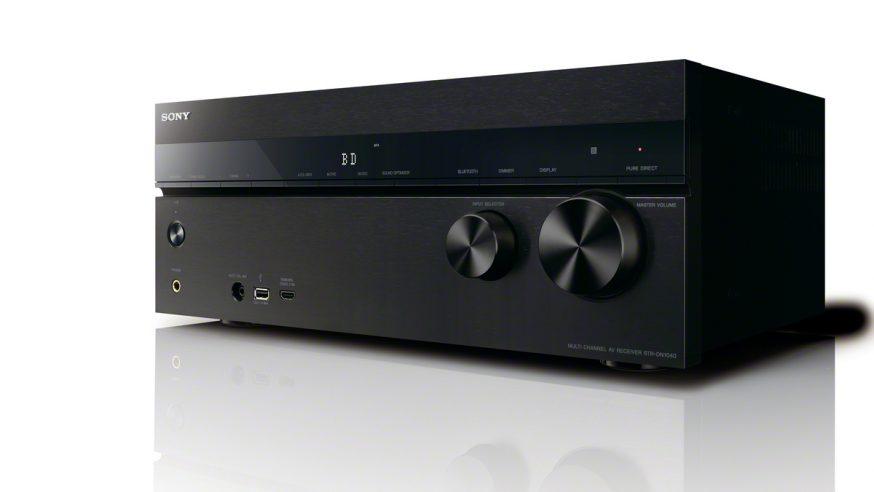 Sony : Retour en force dans les amplis audio-vidéo !