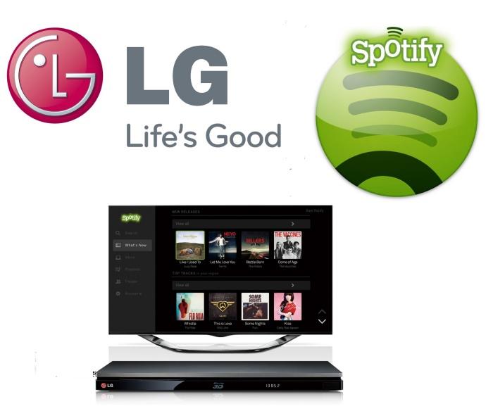 LG-Spotify
