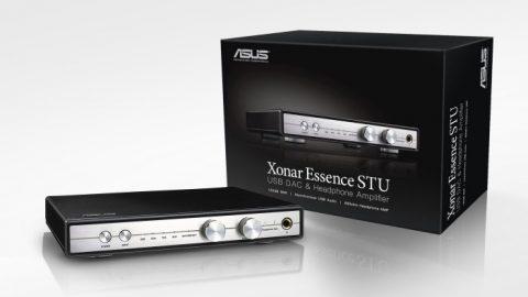 ASUS Xonar Essence STU le nouveau DAC USB avec sortie casque