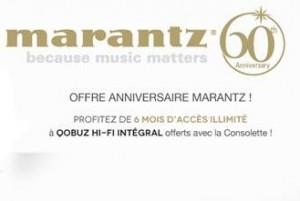 marantz quobuz