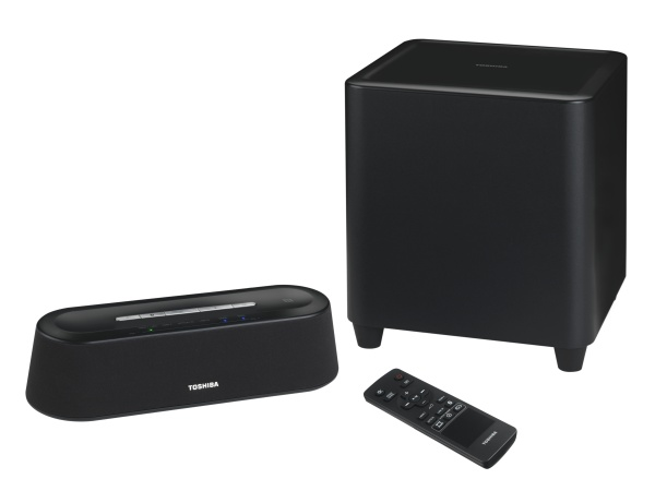 Toshiba Mini 3D Sound Bar II_Subwoofer
