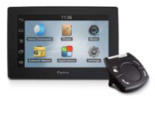 parrot tablet