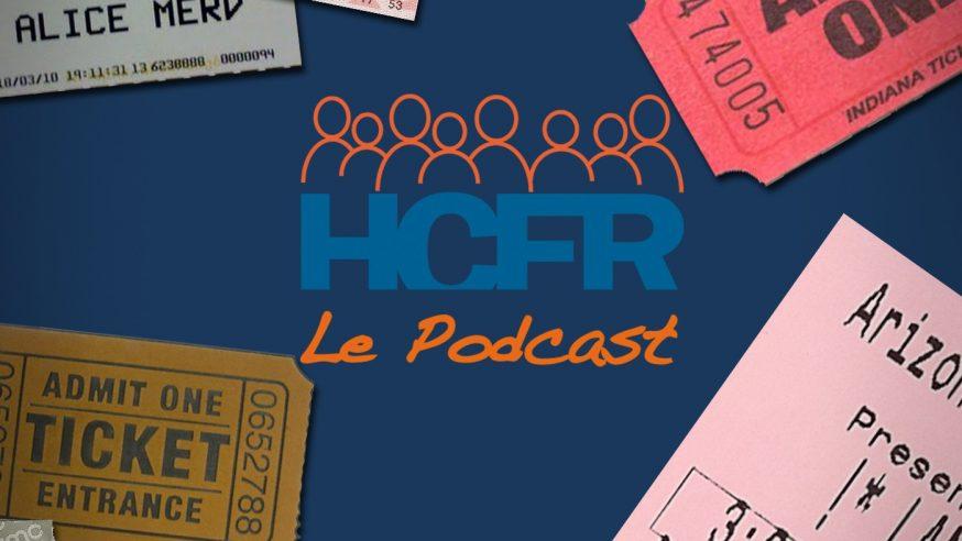 HCFR – Le Podcast – S01E02 – Les adaptations de Comics au cinéma
