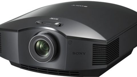 BE HCFR : SONY VPL-HW55ES