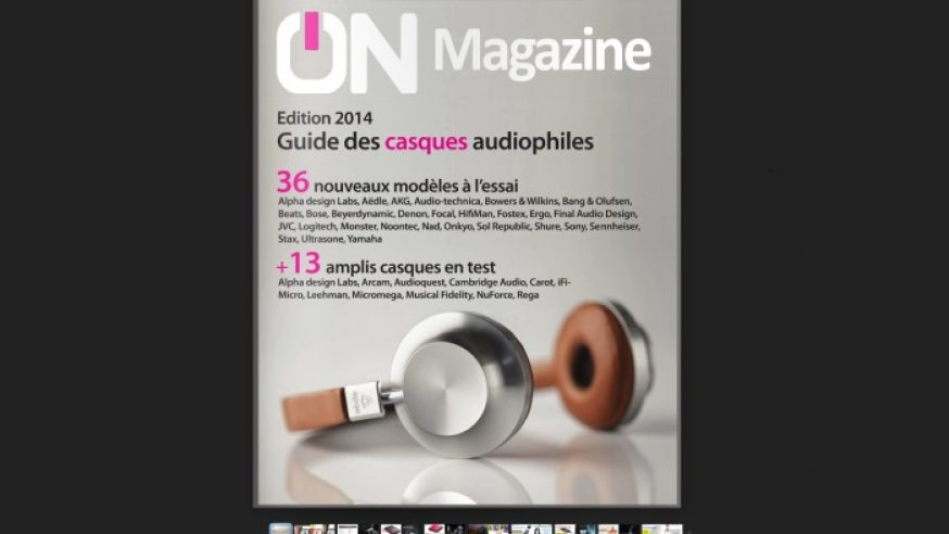 L'Edition 2014 du Guide Casques ON-Mag est disponible !