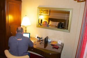 Hop premier soir, un tour sur le forum... pfff... les conférences de presse sont déjà en ligne !