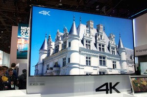 Du full LED en 4K, splendide...