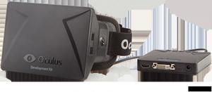 Le futur de la réalité virtuelle...