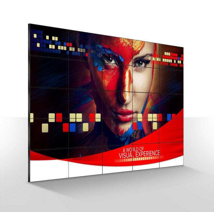 NEC_ISE2014_videowall