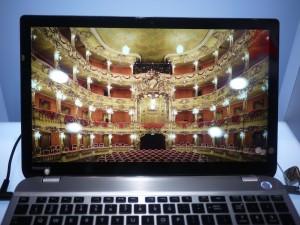 Ecran 4K wide gamut pour ordinateur portable... Magnifique !