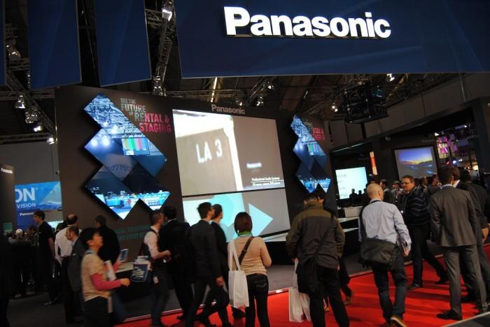 Panasonic-ISE-2014