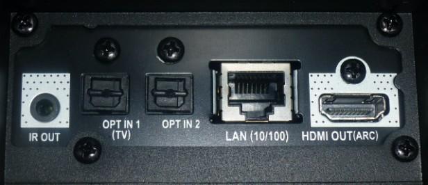 Pioneer SBXN700 connect