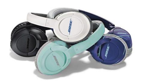 Bose lance aujourd'hui deux modèles de casques et un nouveau modèle d'écouteurs