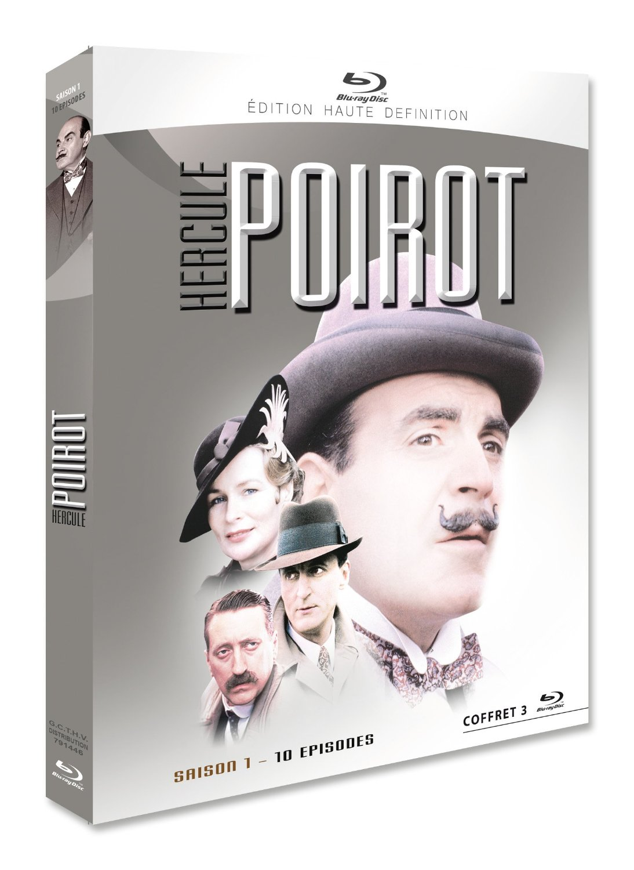 Hercule Poirot - Saison 1 et 2