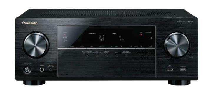 Pioneer VSX front black