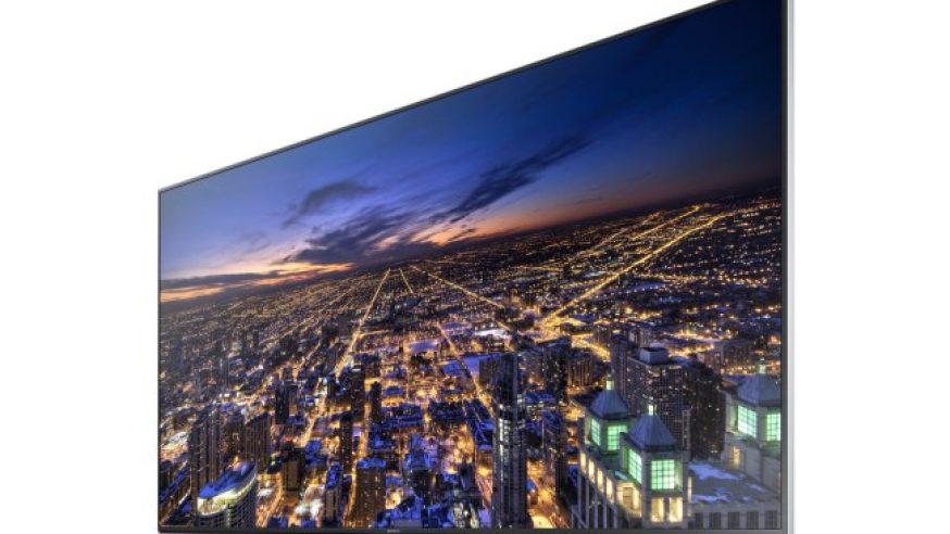 SAMSUNG complète sa gamme 2014 de TV Ultra HD et Full HD