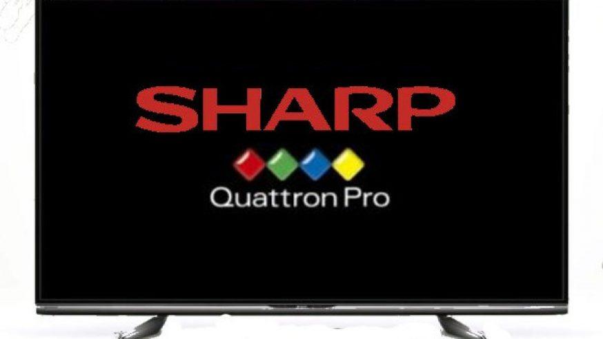 SHARP QUATTRON PRO : la précision au-delà de la Full HD