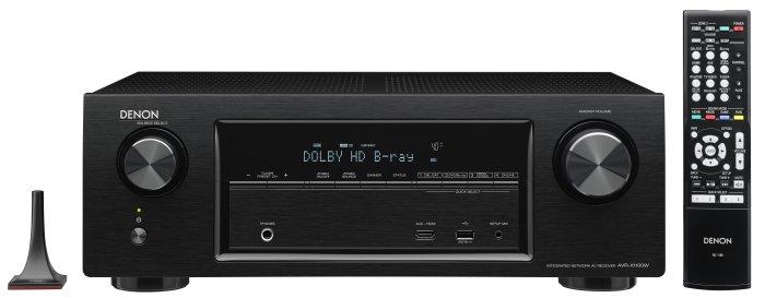 Denon_AVR-X1100W avec accessoires
