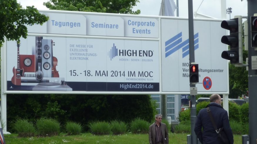 Le Salon High-End de Munich 2014 en quelques images…