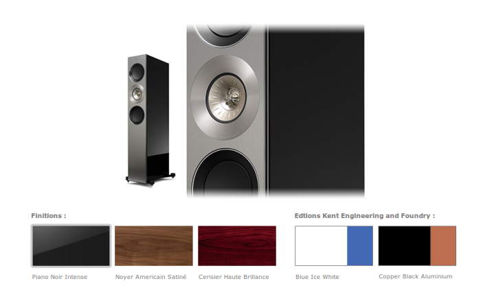 kef reference finitions