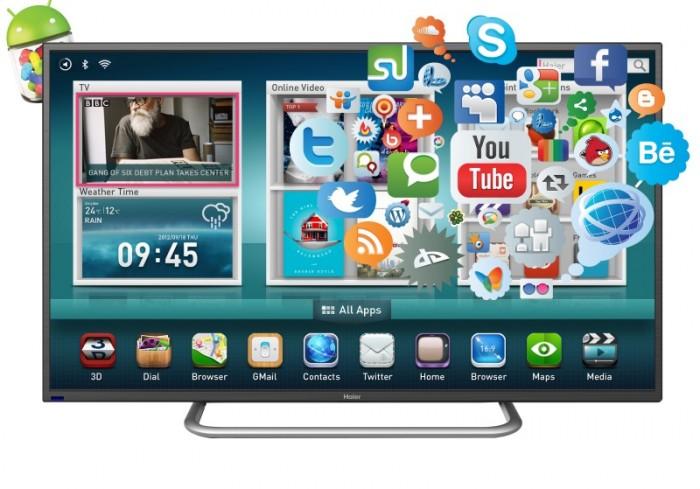 Haier TV B7100C