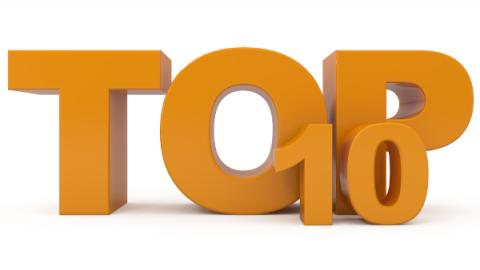 TOP 10 des Topics les plus lus sur HCFR en juin 2014