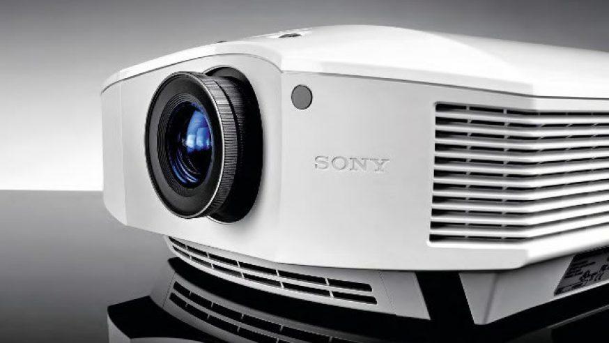 Test Sony VPL-HW40